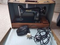 PFAFF 30 Electric Sewing Machine with Foot Pedal