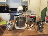 American Kitchen Aid Classic + Attachments (includes voltage adapter)