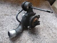 ford transit connect turbocharger and wastegate actuator
