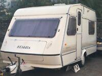 Completely reformed caravan 5 sleeps £1.250