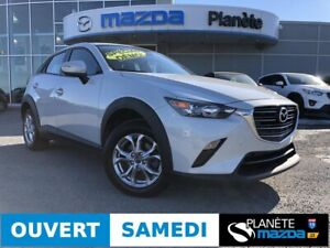 2019 Mazda CX-3 AWD GS GS AUTO MAGS CRUISE BLUETOOTH