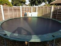 Free 13ft trampoline to anyone who can collect