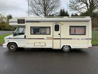 Swift Kon-Tiki 650 5 Berth Motorhome, 2500 (cc)