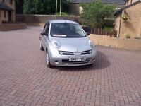 Great first car genuine 35000 miles yes 35000 1 years mot 6 service stamps