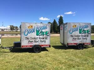 Mobile Coolroom hire - Cool Room King Fyshwick South Canberra Preview