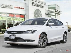 2016 Chrysler 200 S | DEMO | BLOWOUT PRICING | OPEN SUNDAYS 12PM