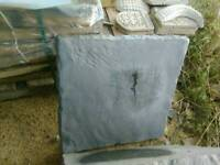 44mm thick flag stone-6 different sizes-charcoal or light grey