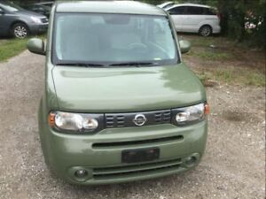 2009 Nissan cube 1.8S | CERTIFIED |
