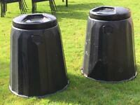 Compost bin, 2 available, £5 each.