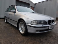2000 (X) BMW 530d SE Touring Automatic Diesel Estate - 18 stamp history - 5 Series 2.9 AUTO