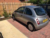 2003 53 Nisan micra 1.2s model facelift model new shape 99k full mot excellent cond £495