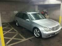 2002 Mercedes c270 cdi