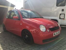 VW Lupo 1.4S, 2004, Great little car, great for a first time driver and has been looked after.