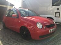 VW Lupo 1.4S, 2004, Great car for a first time driver.