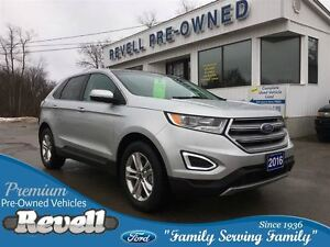 2016 Ford Edge SEL AWD   *Moonroof  Leather  Nav  Power Liftgate
