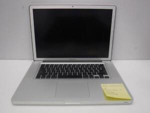 MacBook Pro - 15 in. w. Disc Drive - We Buy and Sell Pre-Owned Computers - 116839 - JV716405