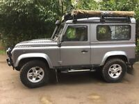 LAND ROVER DEFENDER 90 WITH LOADS OF EXTRAS