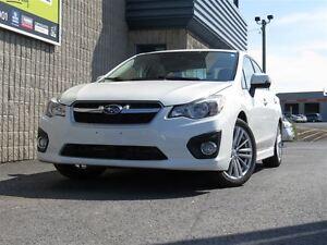 2013 Subaru Impreza LIMITED CUIR TOIT MANUELLE