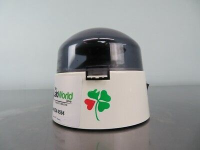 Mini Centrifuge Model Sd With Warranty See Video