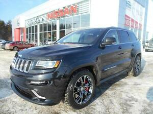 2015 Jeep Grand Cherokee SRT 8 GPS 6.4 L. CUIR CRUISE CONTROL IN