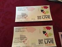 Sam bailey tickets