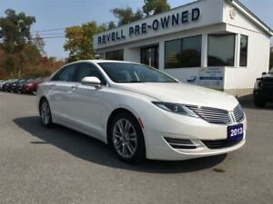 2013 Lincoln MKZ AWD  *1-owner  ONLY 48k Moonroof  Leather