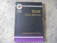 CGP GCSE Core Science Complete Revision & Practice - £3