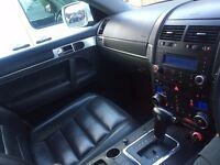 VW Touareg 3.2 V6 Sport, MOT April 17, FULL SERVICE, HISTORY LOW MILES