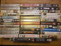 35 WOODY ALLEN VHS VIDEOS