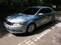 Volkswagen Passat 2.0tdi bluemotion sport. 12 months mot. Hpi clear.