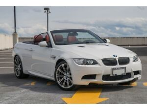 2009 BMW M3 Loaded Sports Convertible!