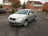 Volkswagen Polo 1.4 petrol 12 months