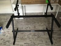 Two Tier Keyboard Stand