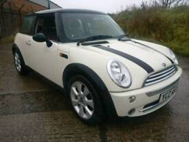 2004 facelift mini one 1.6 petrol will swap or px