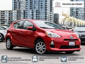 2014 Toyota Prius c Technology, One Owner