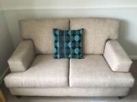 2 Seater Marks & Spencer Cream Sofa