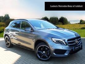 Mercedes-Benz GLA Class GLA 220 D 4MATIC AMG LINE PREMIUM PLUS (grey) 2016-07-14