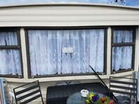 Beautiful caravan skegness