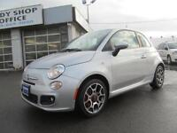 2012 FIAT 500 Sport, Winter Tires Included