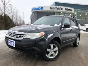 2011 Subaru Forester 2.5 X Convenience Package AWD