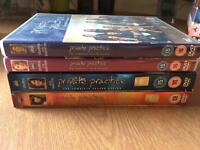 Private Practice DVDs seasons 1-4