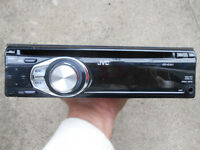 JVC KD-R301 CD Player MP3 Aux-in Face Off Stereo Radio Car