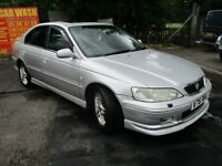2000 W HONDA ACCORD 2.0 VTEC EXECUTIVE SPORT FULL LEATHER SUNROOF ELECTRIC SEATS BARGAIN AC PX SWAPS