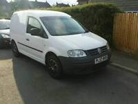 2008 vw caddy great condition