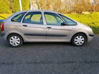 CITROEN XSARA PICASSO** MOT TILL JANUARY 2019**NO MOT ADVISORY**LARGE BOOT**