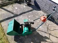 Lawnmower Qualcast Suffolk punch 30