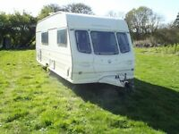 Avondale Wenlock Touring Caravan 5 Berth 1998 excellent condition inside and out.