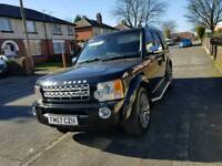 Land rover discovery 3 hse 2.7 td5v6 7 seater automatic top spec poss px
