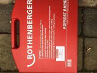 Rothenberg pipe freezing kit
