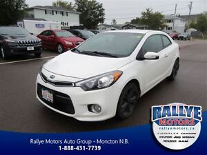 2014 Kia FORTE KOUP EX! Back-Up! Alloy! Heated! ONLY 55K!